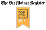 Top Workplaces 2011