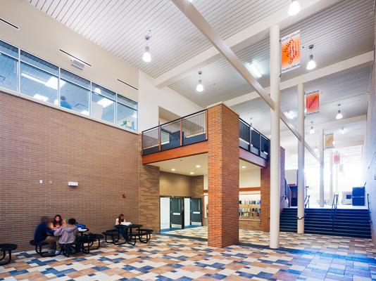 West Des Moines Valley High School RDG Planning Amp Design