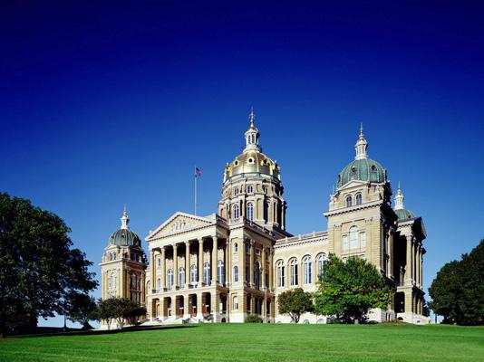 Iowa State Capitol Exterior Restoration Rdg Planning