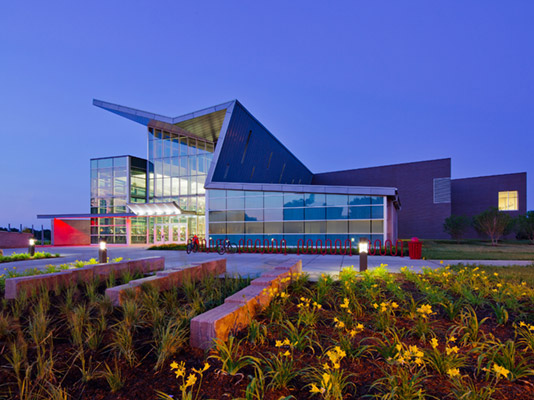 University Of South Dakota Wellness Center Rdg