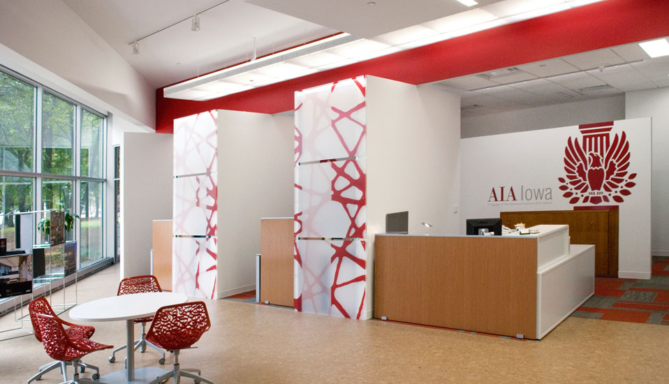 AIA Office - Des Moines, Iowa