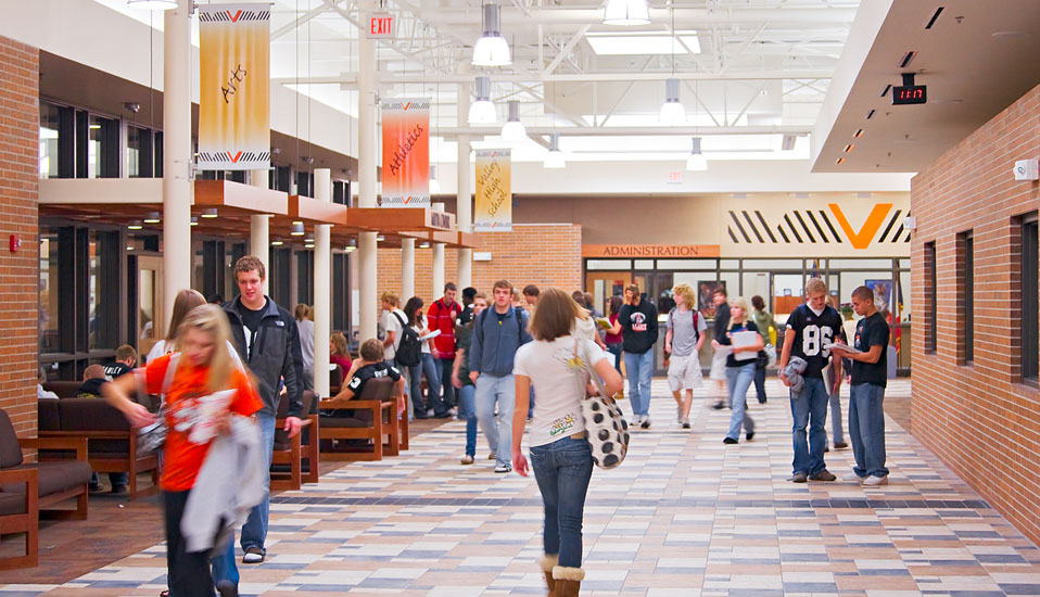 West Des Moines Valley High School Addition - West Des Moines, IA