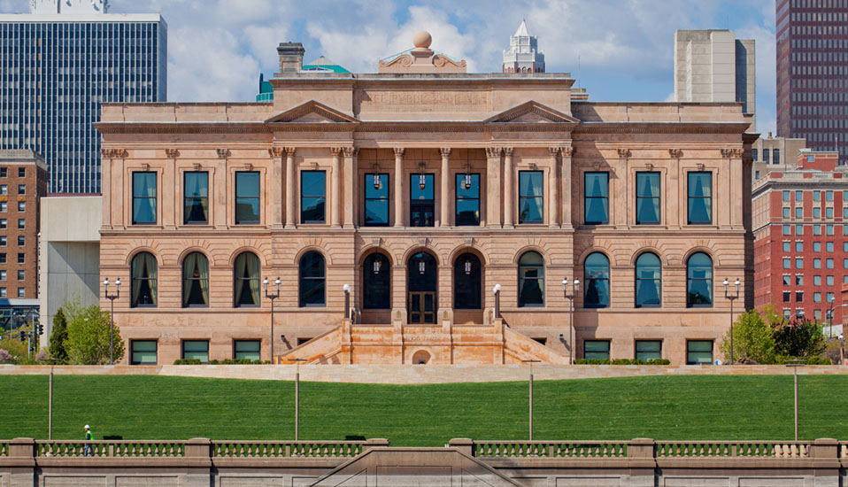The World Food Prize - Hall of Laureates - Des Moines, Iowa