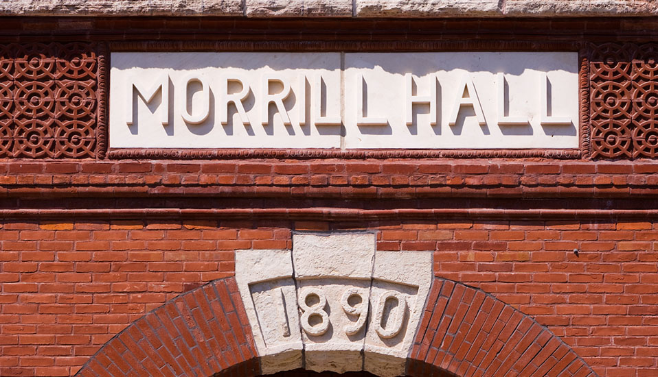 Iowa State University Morrill Hall - Ames, Iowa