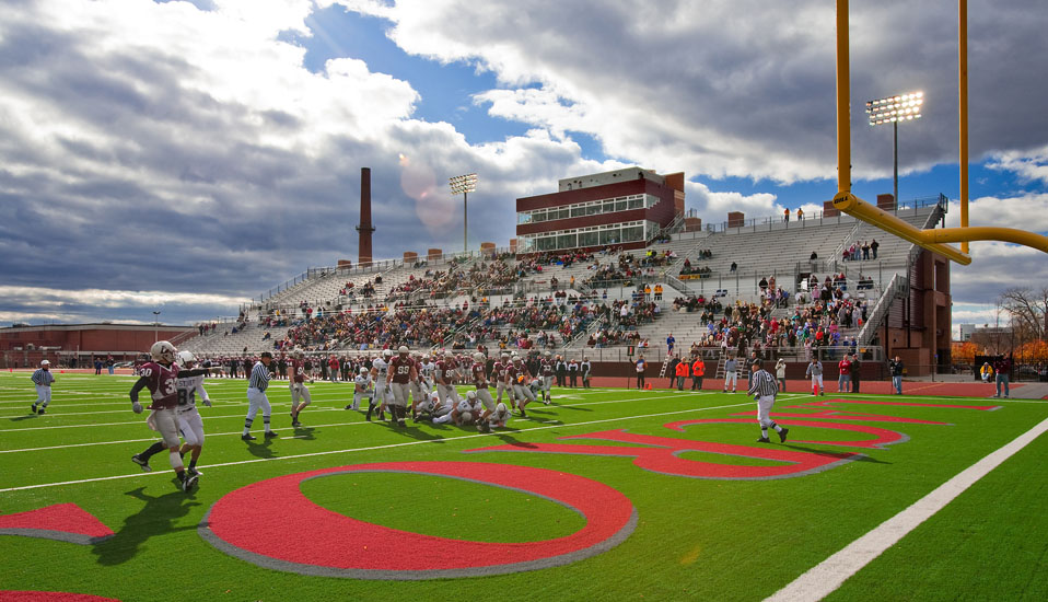 University of Wisconsin, LaCrosse, Roger Harring Stadium & Veteran's Memorial Field Complex - La Crosse, WI