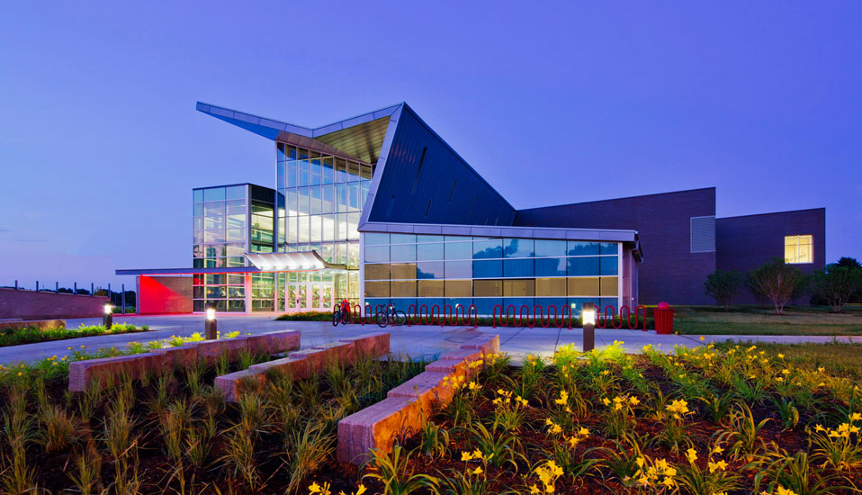 University of South Dakota, Wellness Center - Vermillion, SD