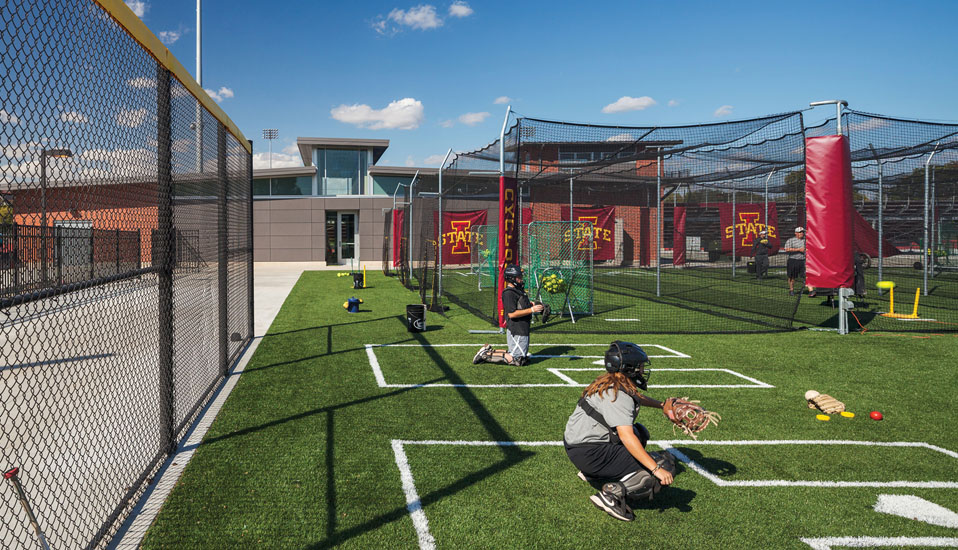Iowa State University - Cyclone Sports Complex - Ames, IA