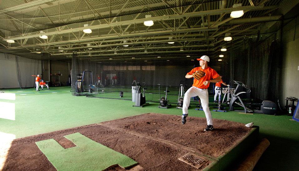 University Of Florida Baseball Locker Room Facility Lemerand Center Renovation