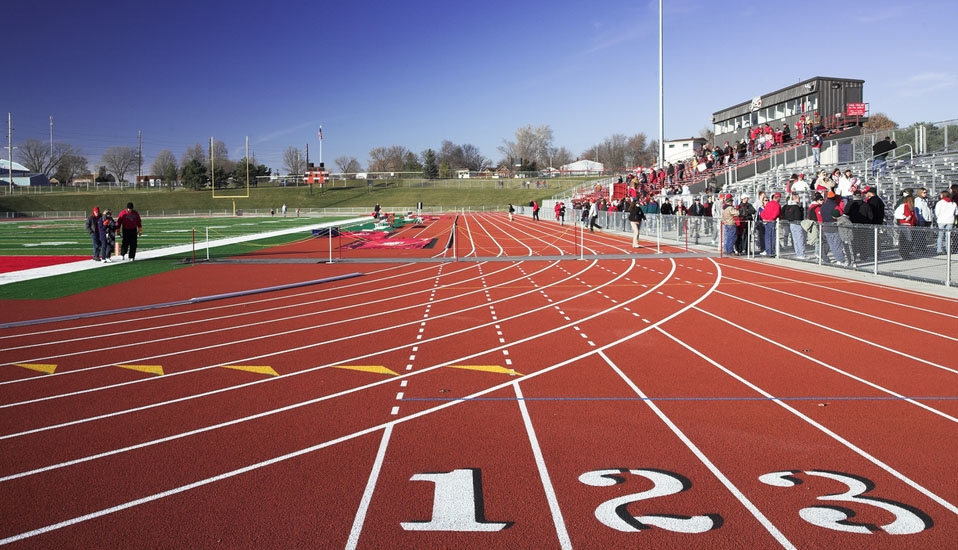 Central College, Football and Track & Field Stadium, Phase 1 - Pella, IA