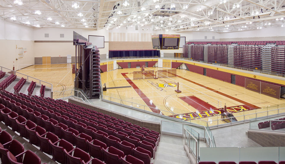 Calvin College, Spoelhof Fieldhouse Planning - Grand Rapids, MI