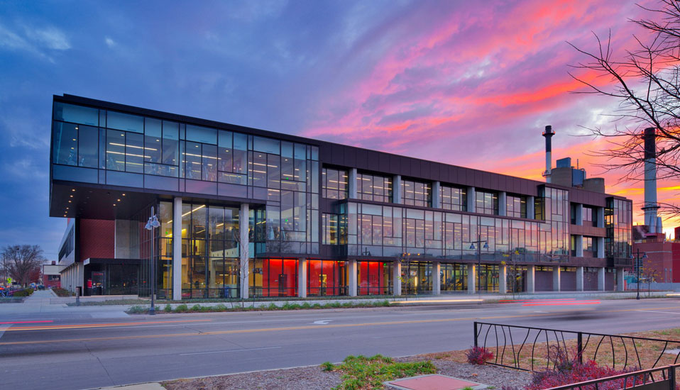 University of Iowa  - Campus Recreation & Wellness Center - Iowa City, Iowa