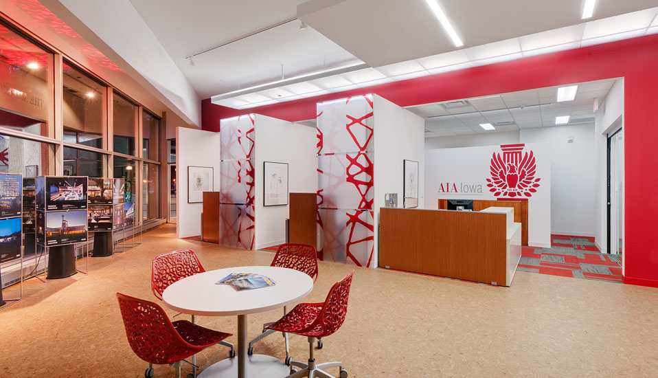 AIA Iowa Office - Des Moines, Iowa