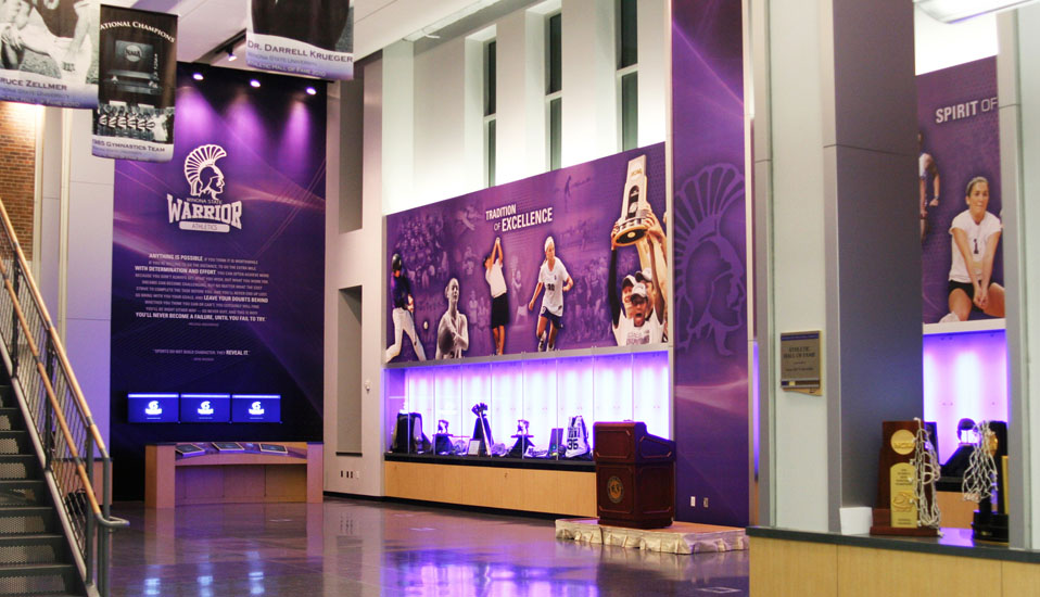 Winona State University - Integrated Wellness Complex - Winona, Minnesota