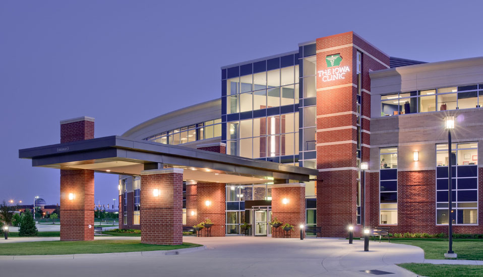 The Iowa Clinic West Lakes Campus - West Des Moines, Iowa