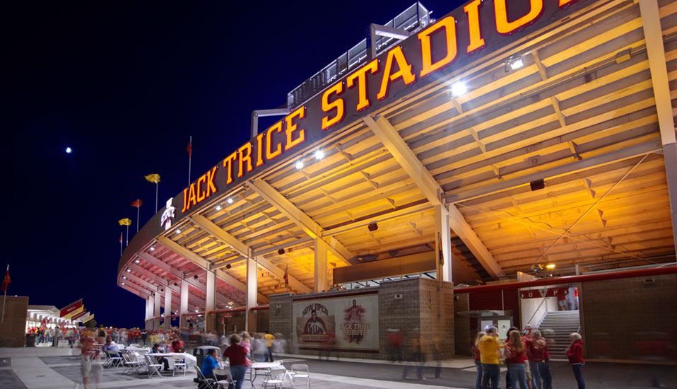 Iowa State University - Jack Trice Stadium Expansion - Ames, Iowa