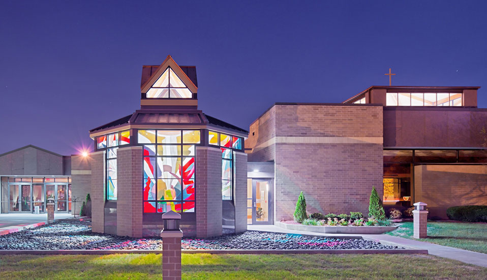 Our Lady's Immaculate Heart Catholic Church - Ankeny, Iowa