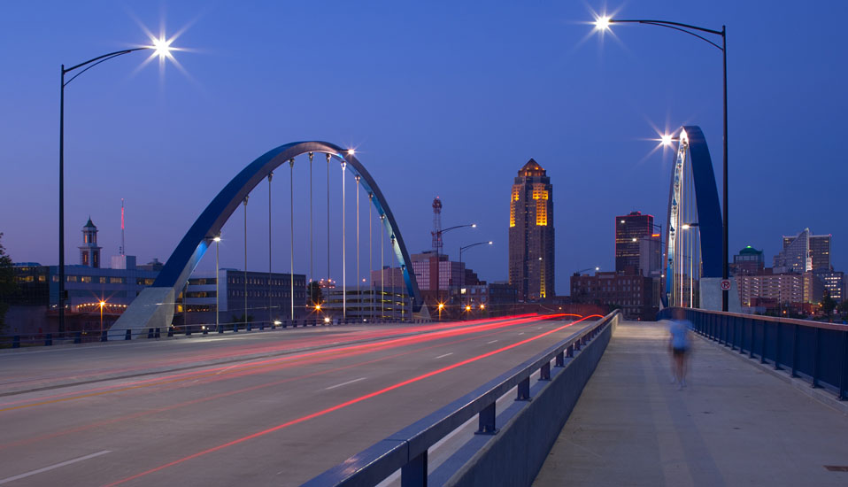 Martin Luther King Parkway - Streetscape Improvements - Des Moines, Iowa