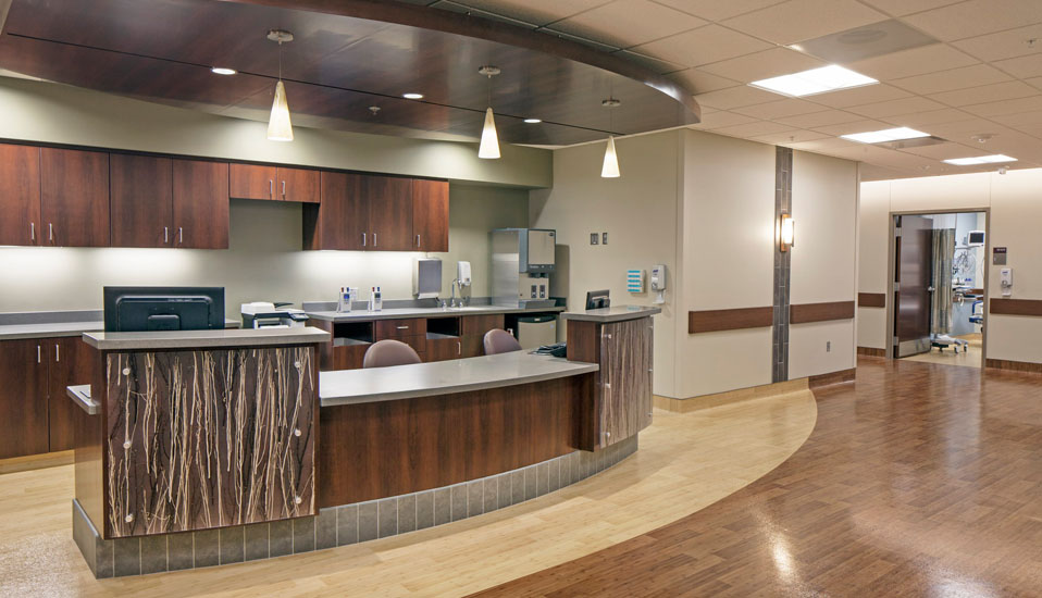 The Nebraska Medical Center - Village Pointe Endoscopy Suite - Omaha, Nebraska