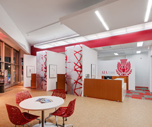 AIA Office - Interior