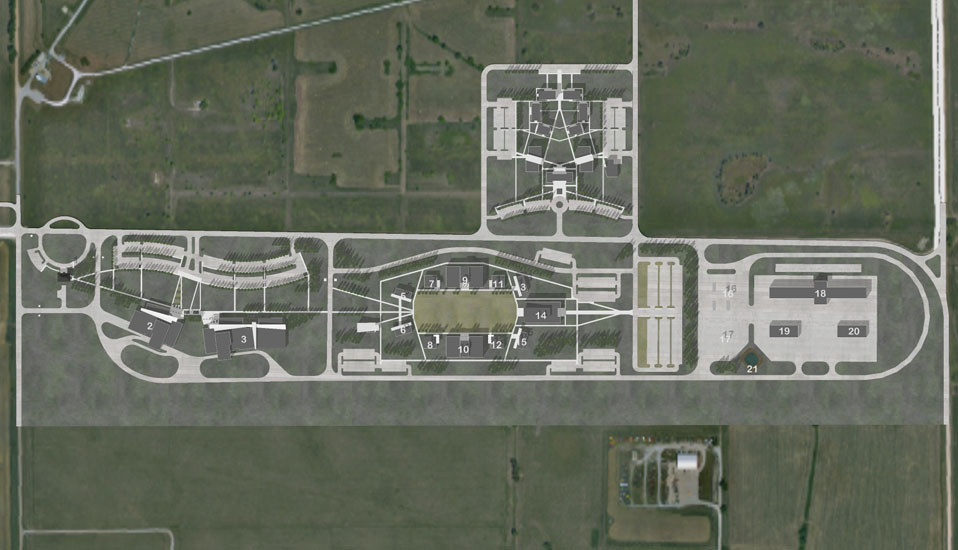Army National Guard Training Site Master Plan - Mead, Nebraska