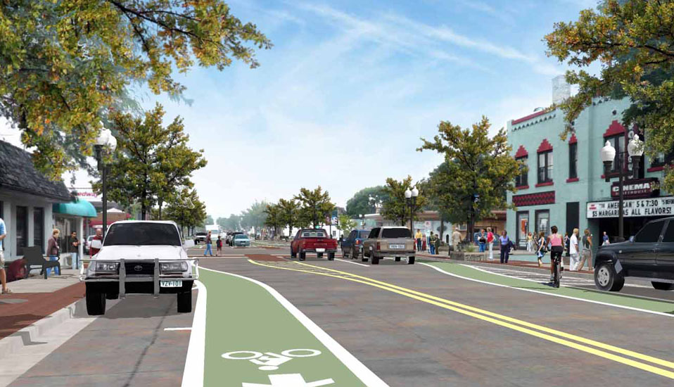 North Avenue Development Plan - Wauwatosa, Wisconsin