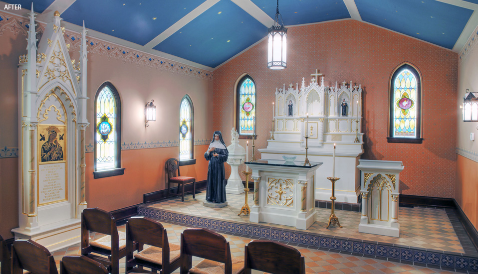 Sacred Heart Catholic Church    Rdg Planning  U0026 Design