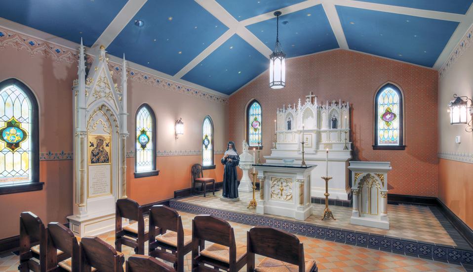 Sacred Heart Catholic Church Rdg Planning Amp Design