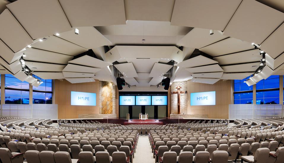 Lutheran Church Of Hope Rdg Planning Amp Design