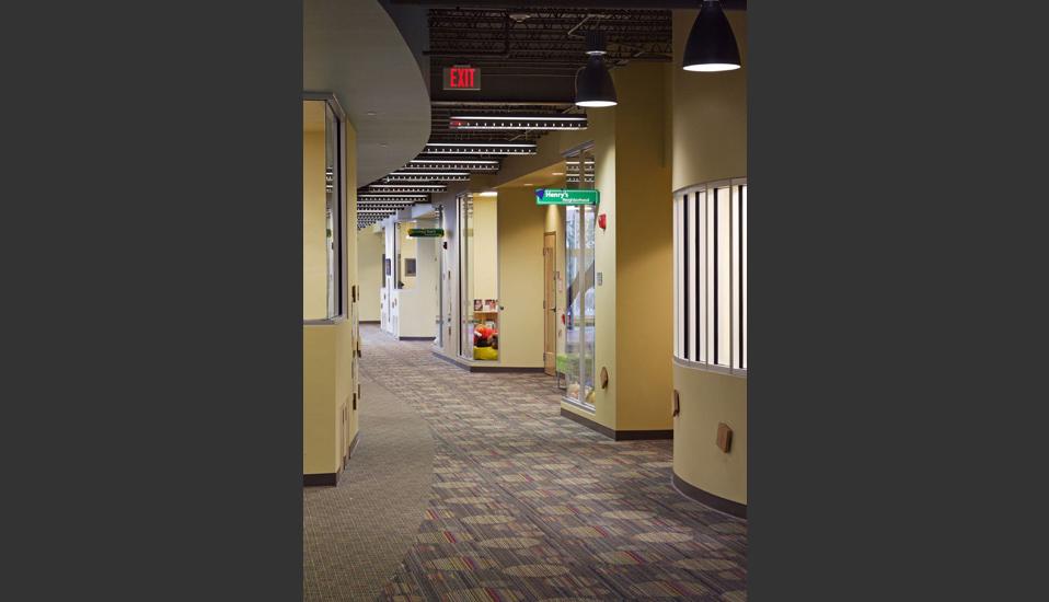 Child Saving Institute Rdg Planning Design
