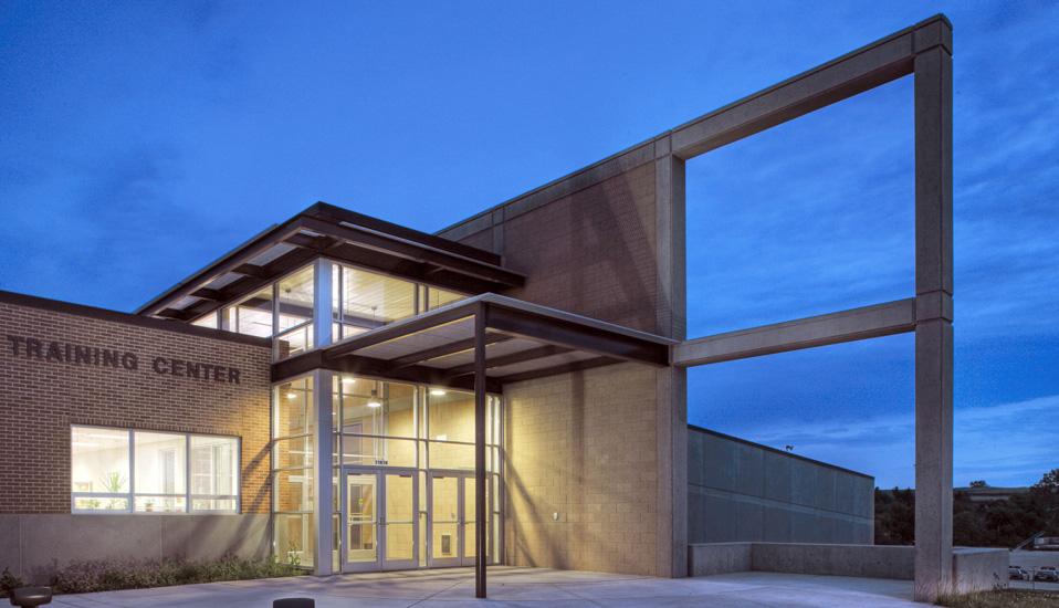 Omaha Public Safety Training Center Rdg Planning Amp Design