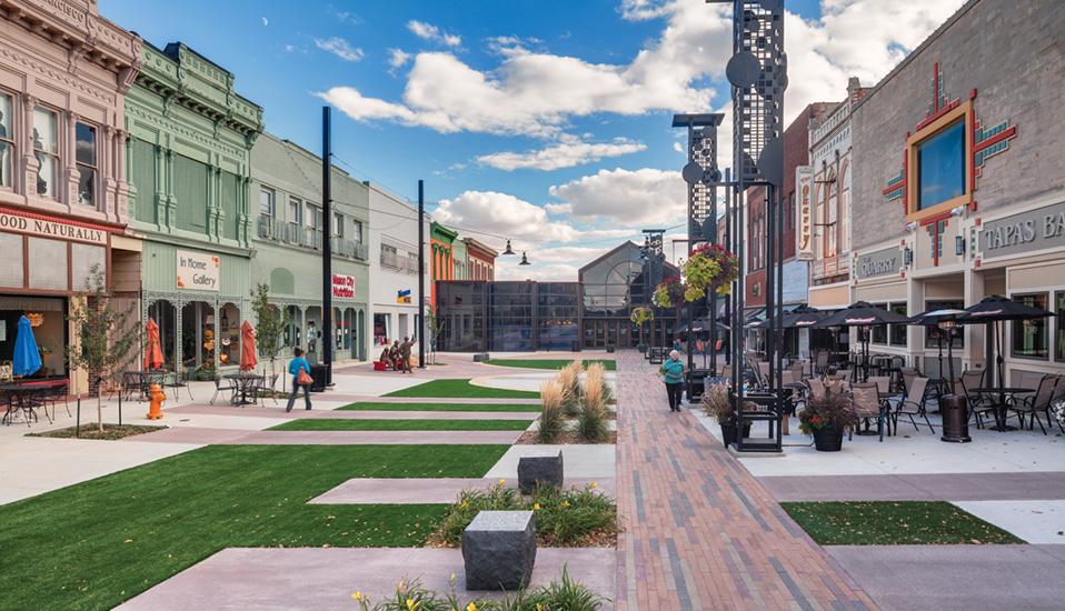 Federal Avenue Streetscape And Utility Improvements Rdg