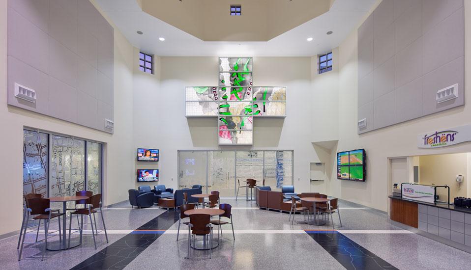 University Of Florida Southwest Recreation Center Expansion Rdg Planning Design