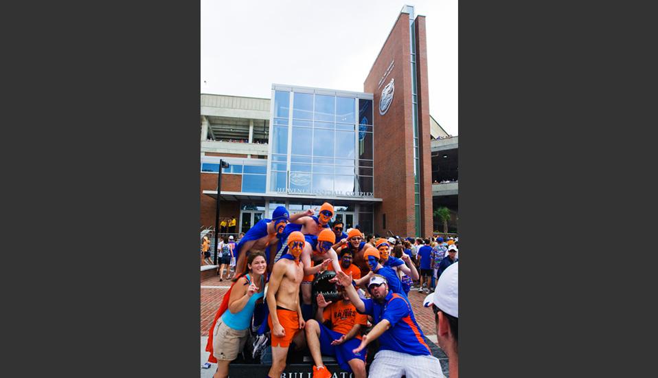 University Of Florida Heavener Football Complex Rdg