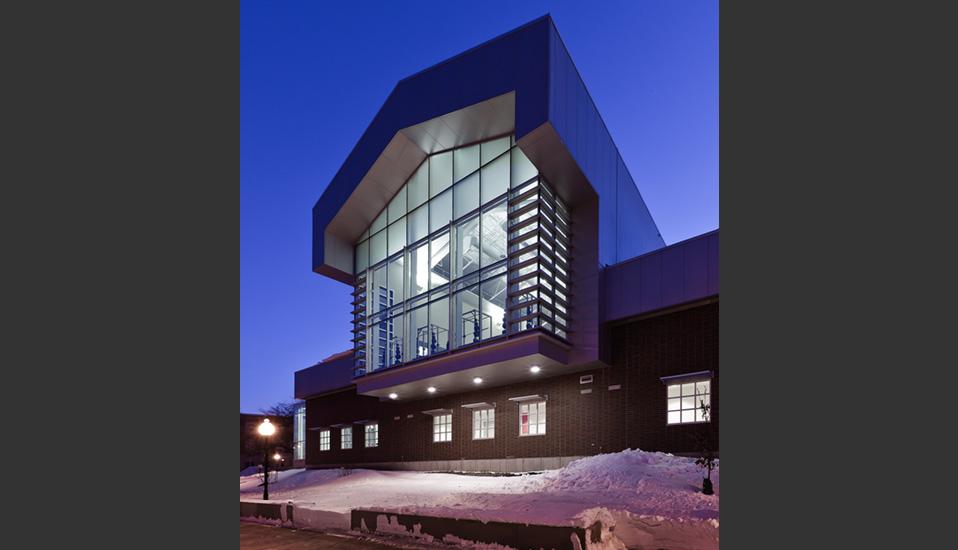 Illinois State University Student Fitness Center