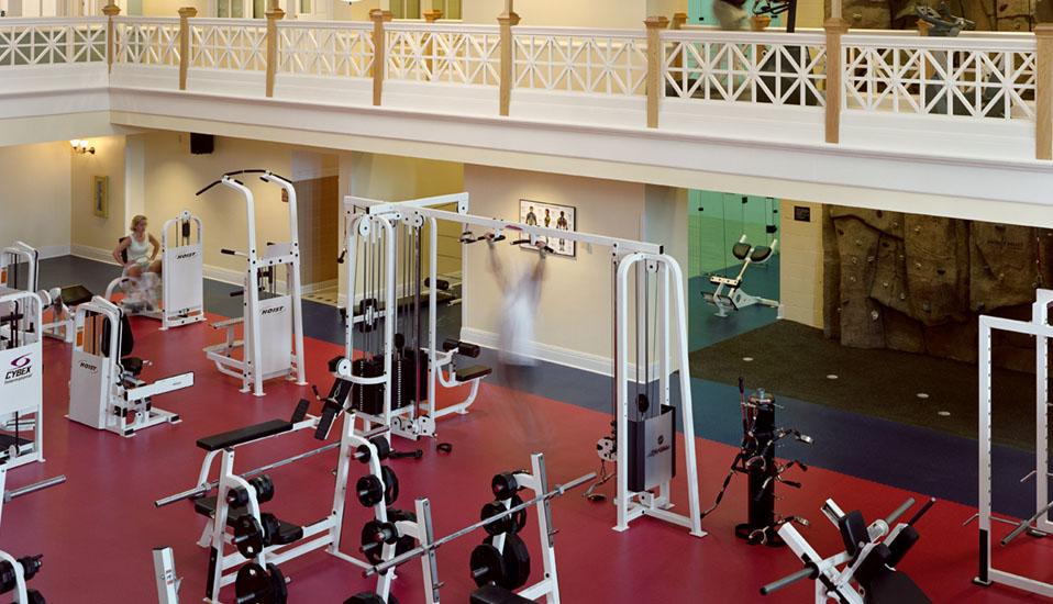 Fort Monroe - US Army Fitness Facility - TRADOC Headquarters :: RDG Planning & Design