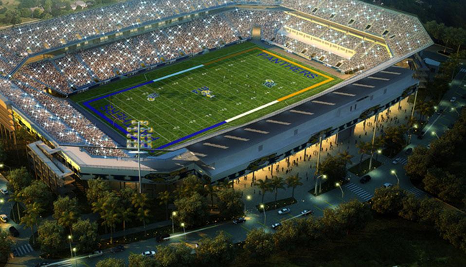 Florida International University Stadium Expansion