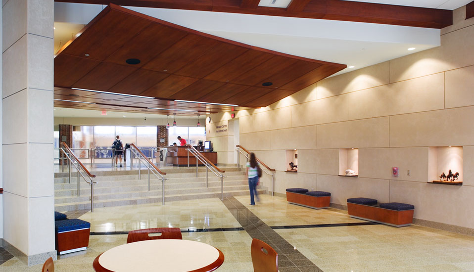 Southern Methodist University Dedman Center Expansion