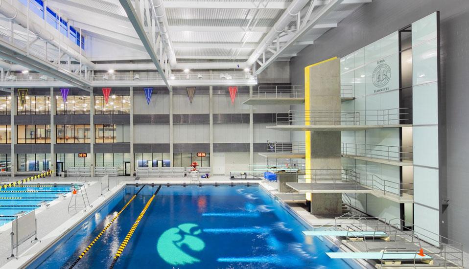 University of Iowa - Campus Recreation & Wellness Center ...