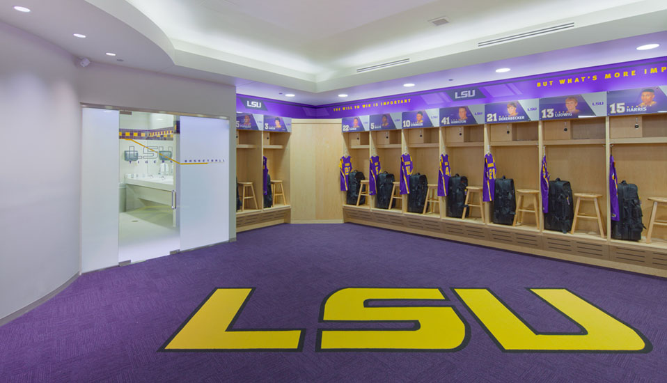 Where Is The Design Building At Lsu