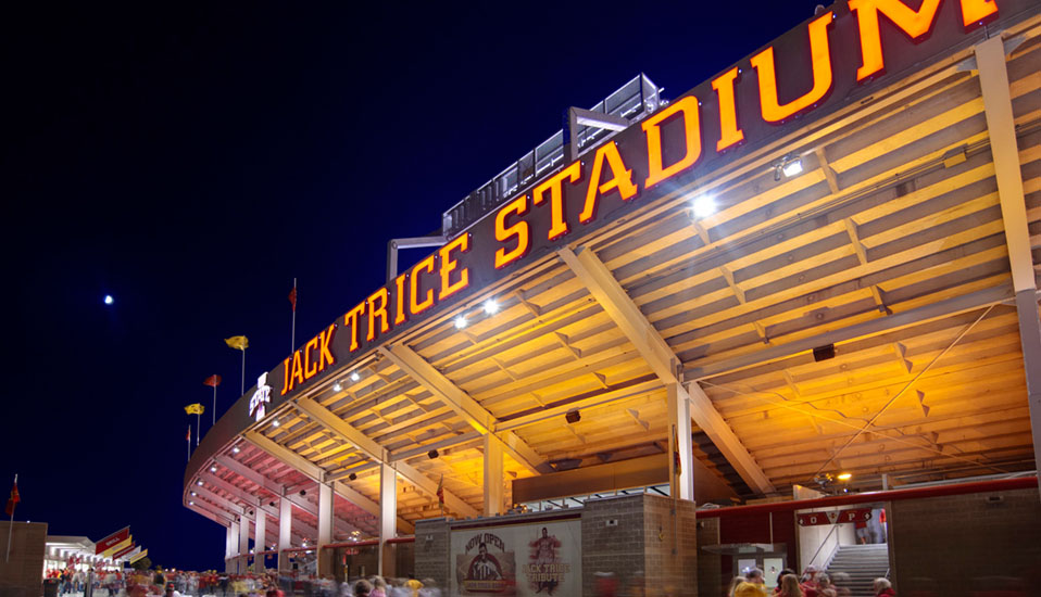 Iowa State University Jack Trice Stadium Expansion