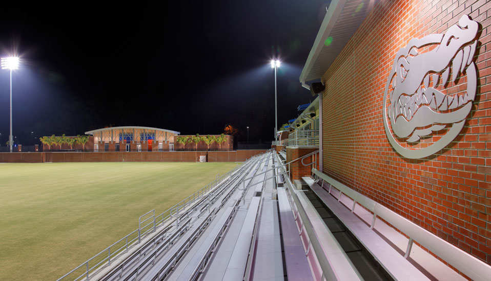 High Point Lacrosse >> University of Florida - Donald R. Dizney Stadium at the ...