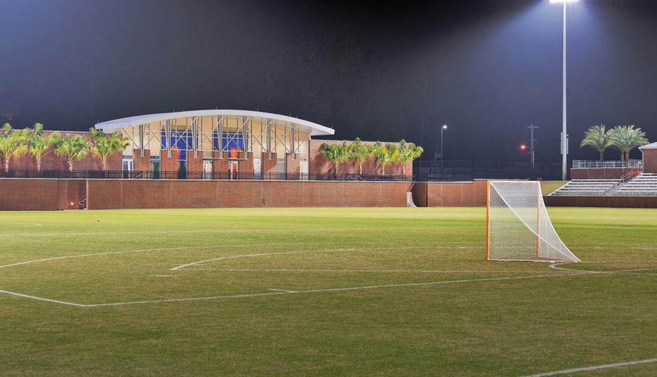 High Point Lacrosse >> University of Florida - Donald R. Dizney Stadium at the Florida Lacrosse Facility :: RDG ...