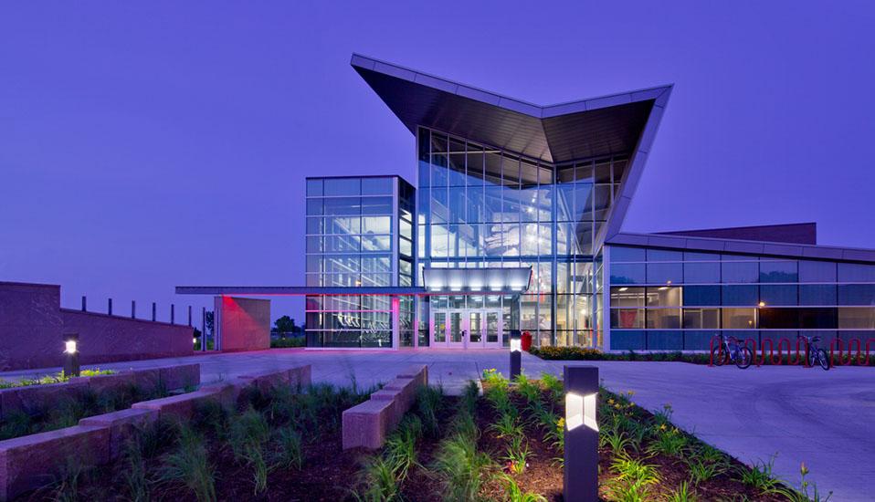 University Of South Dakota Wellness Center Rdg