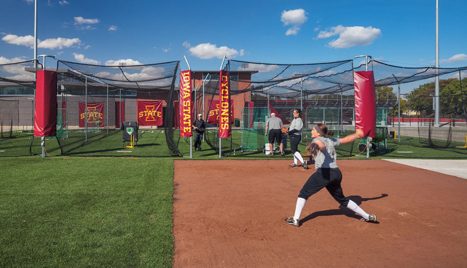 Iowa State University Cyclone Sports Complex Rdg