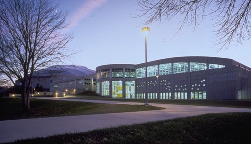 Innovative Classroom Design ~ University of northern iowa wellness recreation center