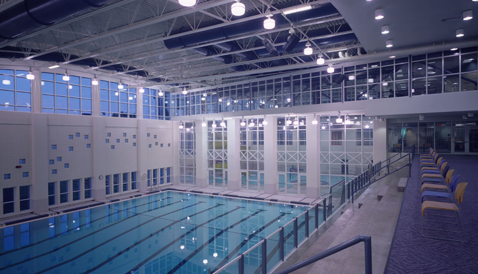 University Of Northern Iowa Wellness Recreation Center