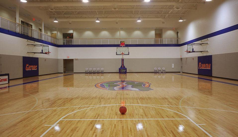 University of Florida - Basketball Practice Facility ...