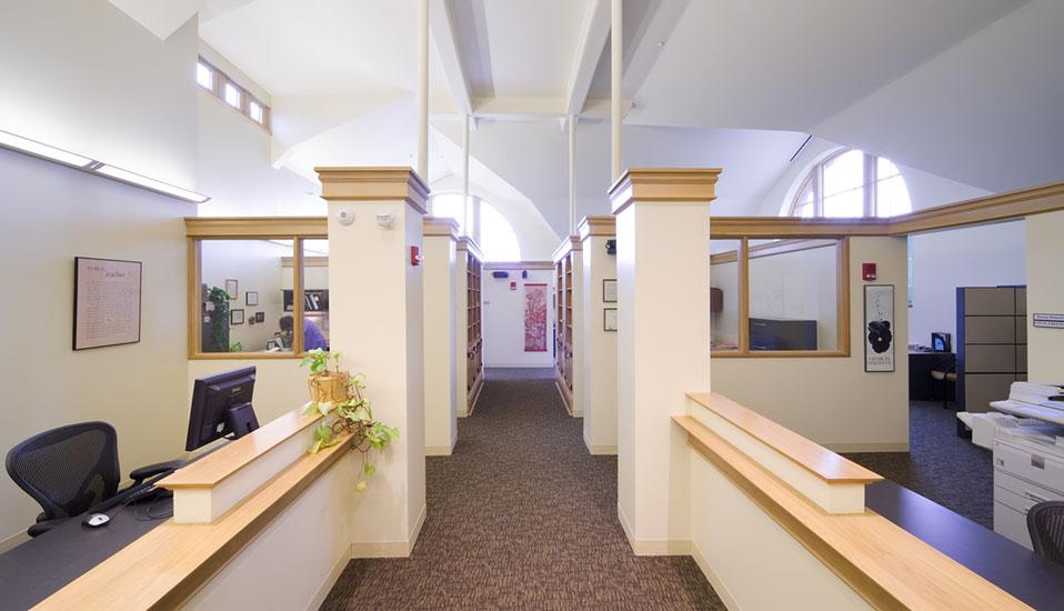 Iowa State University Morrill Hall Rdg Planning Design
