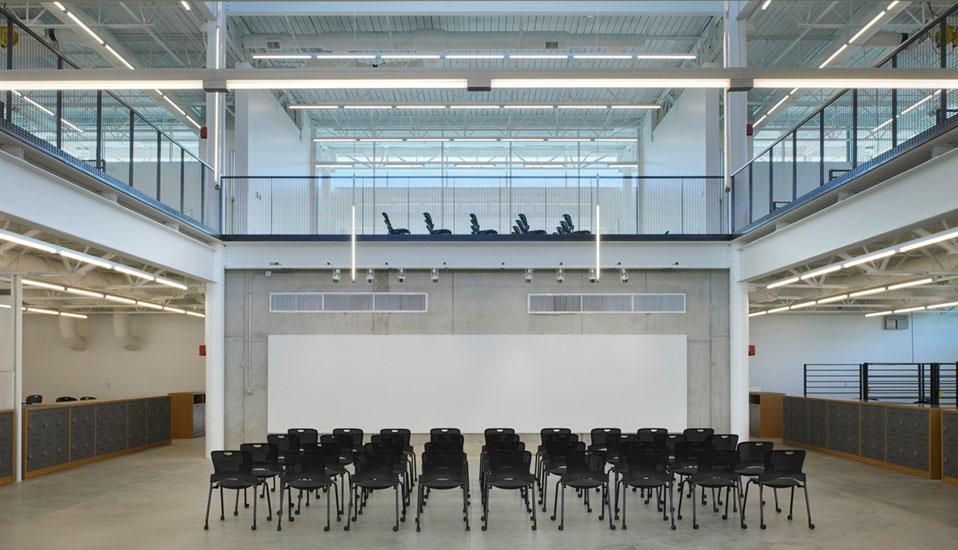 Iowa State University College Of Design King Pavilion