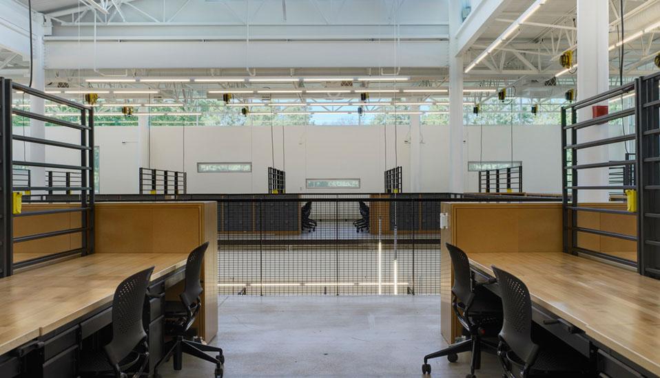Iowa state university college of design king pavilion - Iowa state university interior design ...